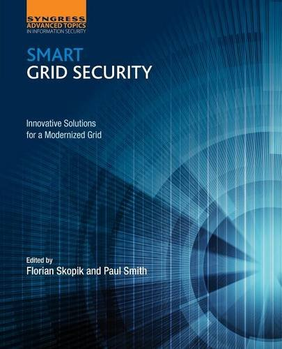 Smart Grid Security Book cover
